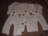 Karate Gi childrens x3