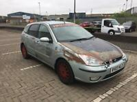 2003 Ford Focus 1.6 *Rat Look* Highly Modified Head Turner