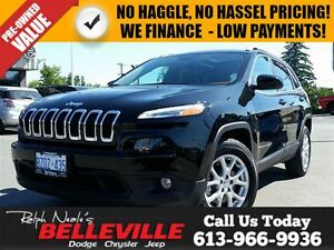 2016 Jeep Cherokee North-Just $190 bi-Weekly!