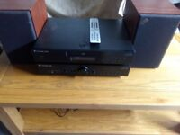 Cambridge Audio351A Amplifier and 351C CD player with Acoustic Energy 100 Series £300 will seperate