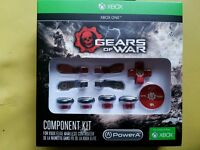 Gears of war elite controller button pack and all 4 games