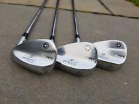 Titliest Vokey 52, 56 & 60 Degree Golf Wedges