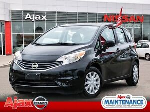2014 Nissan Versa Note 1.6 SV*Accident Free*Hatchback