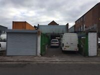Garage,workshop,body repair,storage,commercial unit