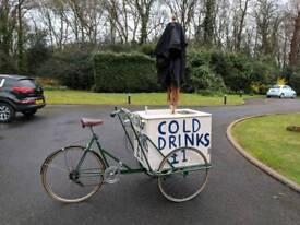 Drinks Bike for Summer