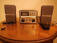 BUSH Digital Micro CD-radio Hi-Fi system (Z113DX)
