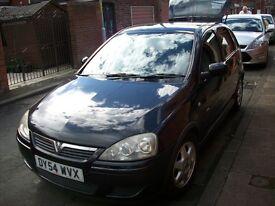 Vauxhall Corsa,54 reg,11 mot,5 door hatch back,good condition,need gone£375