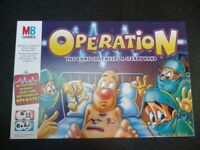 operation by MB Games / Hasbro