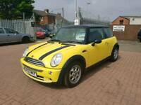 2006 55 mini cooper 1.6 sunburst yellow