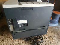 Pinter HP colour Laserjet CP5525
