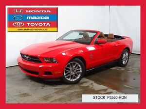 2012 Ford Mustang V6*PONY PACK*+CUIR+SIEGES CHAUFFANTS++
