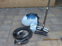 Osprey Deepclean Steam Cleaner and accessories SW2