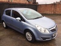 VAUXHALL CORSA 1.2 5DR 2007 ***ONLY 79,000***