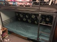 Ikea metal frame only bunk bed