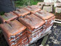 Approx 500-600 roman roof tiles