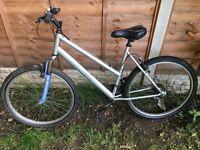 """Ladies Apollo mountain bike 26"""" wheels 15 speed"""