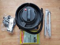 henry hoover Vacuum Cleaner 1 speed new 3 Metre Hose new Brushes new Rods Tool Kit