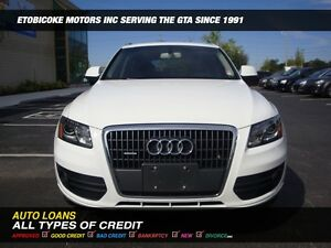 2011 Audi Q5 2.0T QUATTRO / PANORAMIC ROOF