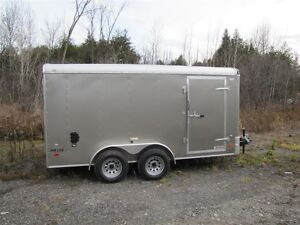 Trailers Plus Peterborough >> Enclosed Trailer | Buy or Sell Used or New Cargo Trailers ...