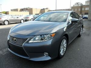 2013 Lexus ES 350 Sedan ONE OWNER CAR LOW KM