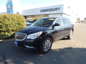 2015 Buick Enclave LUXURY AND A SMOOTHE DRIVE!