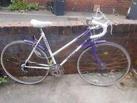 Vintage Ladies Road Bike