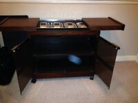 HOSTESS TROLLEY -Phillips Continental