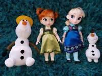 Frozen bundle