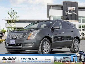 2015 Cadillac SRX Luxury