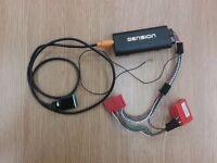 Ipod interface, Dension Gateway 100. Audi A4