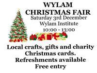 Wylam Christmas Fair