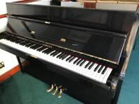 Yamaha upright | black case |Belfast Pianos|Free Delivery|
