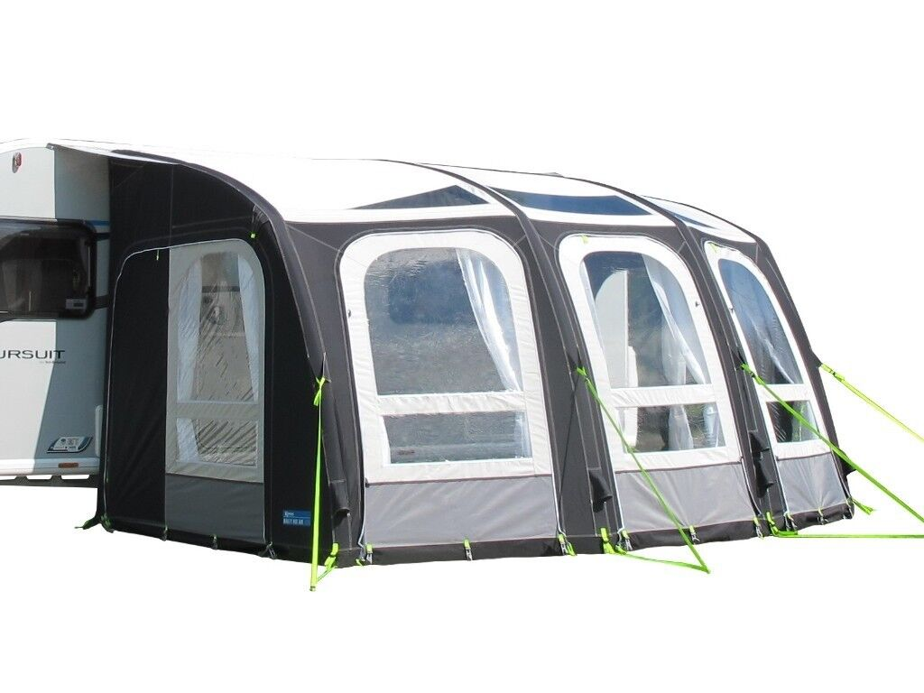 Kampa Ace Air 400 2016 model caravan awning inflatable | in Norwich ...