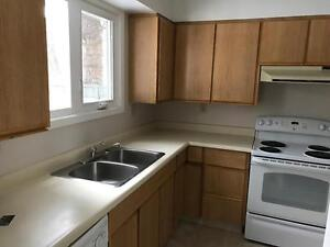 Large three bdrm townhouse for rent in Edmonton