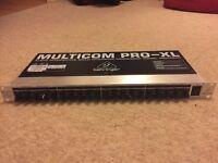 Behringer MDX4600 Multicom Pro-XL (Compressor Unit)
