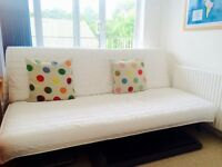 ***IKEA SOFA BED*** +Matress cover for free!