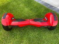 Breezeboard Pro Bluetooth Venom Monster Red Segway / Hoverboard