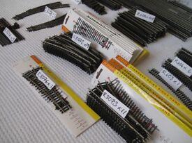 HORNBY TRIANG TRACK & POINTS
