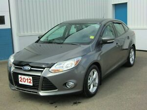 2012 Ford Focus SE-CERTIFIED-VERY CLEAN