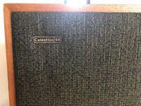 Celestion Ditton 44 Speakers Excellent Condition Original Boxes