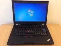 Lenovo Thinkpad T420 Laptop, Windows 7 64bit,intel core i5,2.5ghz ,4gb Ram, 320gb Hard drive