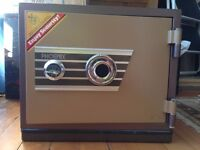 Phoenix home or office safe - superb protection against fire & theft
