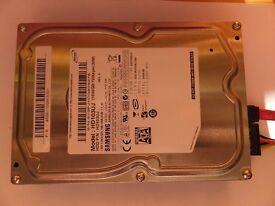 1TB Hard drive - SAMSUNG HD103UJ