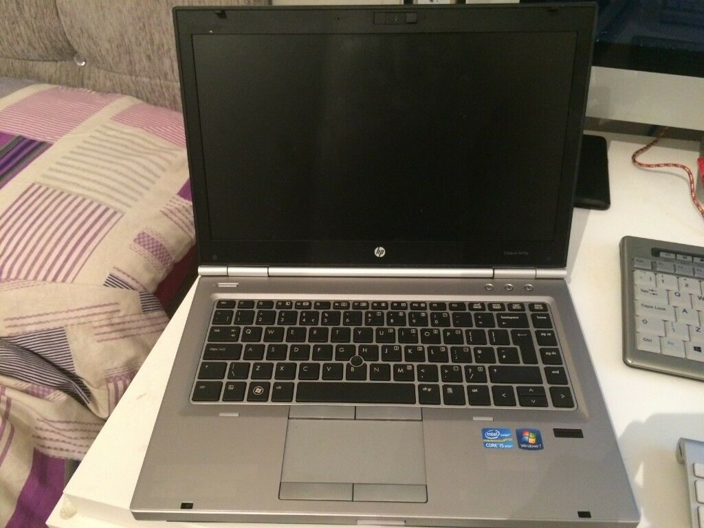 HP EliteBook 840 Laptop Core i5 3rd gen 320 8Gb DDR3 Webcam Webcam