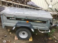 Trailer DAXARA 147 Tipping Great condition/