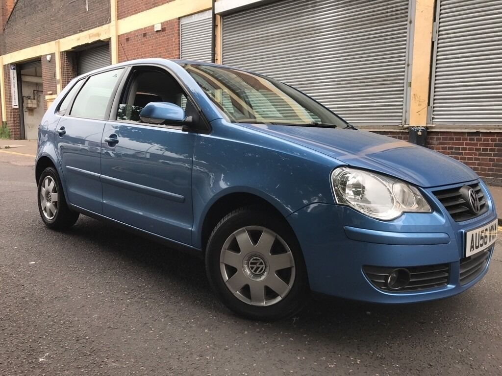 volkswagen polo 2007 1 4 tdi s 5 door 6 months warranty 1 owner bargain in birmingham city. Black Bedroom Furniture Sets. Home Design Ideas