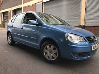 Volkswagen Polo 2007 1.4 TDI S 5 door 6 MONTHS WARRANTY, 1 OWNER, BARGAIN