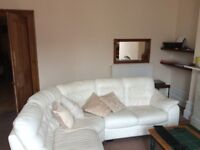 2 BED FULLY FURNISHED FLAT OPPOSITE SALE METROLINK WITH PARKING SPACE