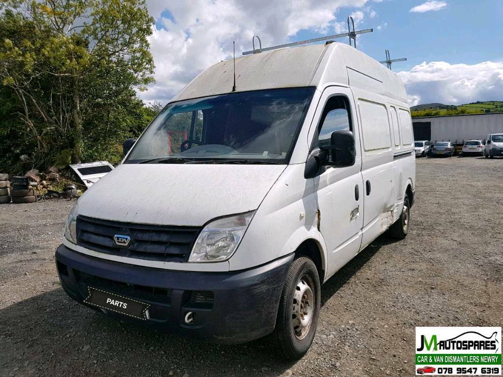 07 Ldv Maxus 2.5 ****PARTS AVAILABLE ONLY