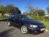 2004 Volvo V40 1.9 Sport Automatic Estate